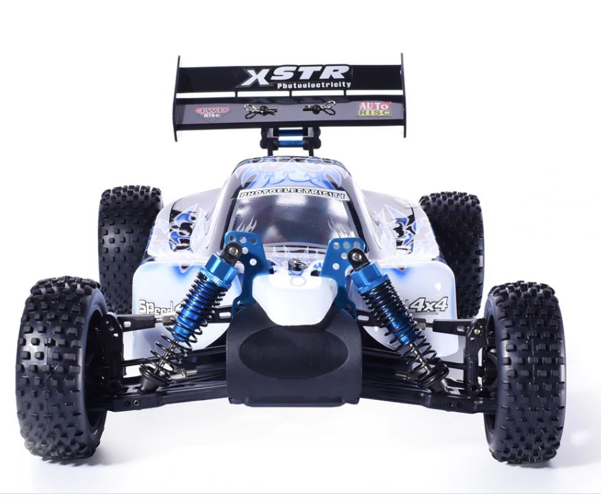 Hsp xstr pro buggy brushless